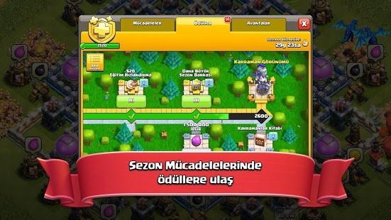 [Nulls] Clash of Clans Full Hileli MOD APK v14.0.7 3