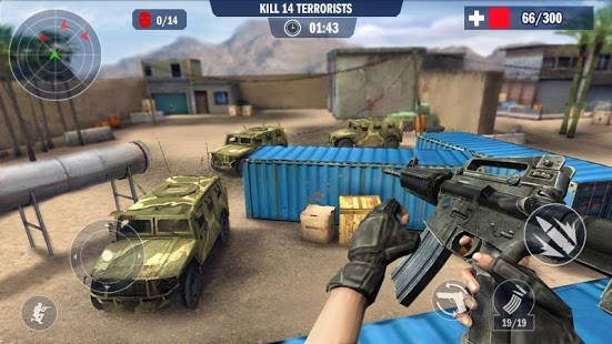 Counter Strike GO Mobile Full APK [v2.7] 1