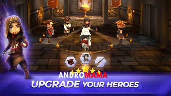 Assassins Creed Rebellion Ölümsüzlük Hileli MOD APK [v3.0.2] 2