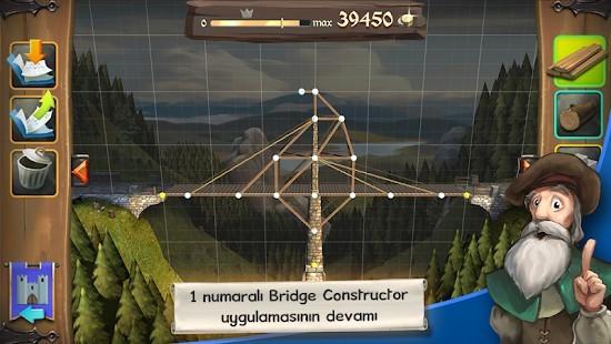 Bridge Constructor Orta Çağ Hilesiz MOD APK [v3.0] 5