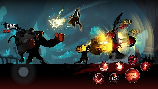 Shadow Knight Ölümcül Aksiyon RPG Mega Hileli MOD APK [v1.6.32] 5