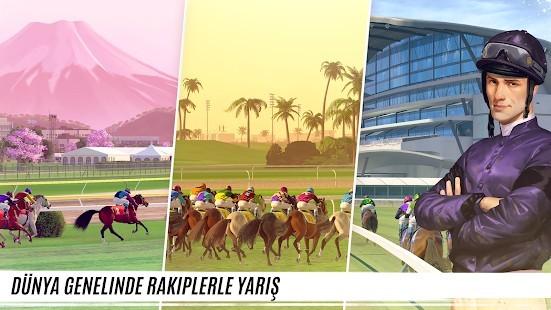 Rival Stars Horse Racing TEK MOD APK [v1.19] 2