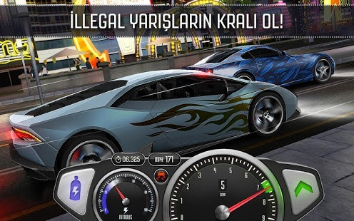 Top Speed Drag Fast Street Racing 3D Para Hileli MOD APK [v1.38.3] 3