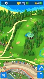Idle Golf Club Manager Tycoon Para Hileli MOD APK [v0.9.0] 6