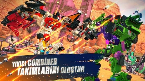 TRANSFORMERS Earth Wars Mega Hileli MOD APK [v15.2.1.567] 2