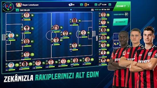Soccer Manager 2022 Para Hileli MOD APK [v1.0.7] 3