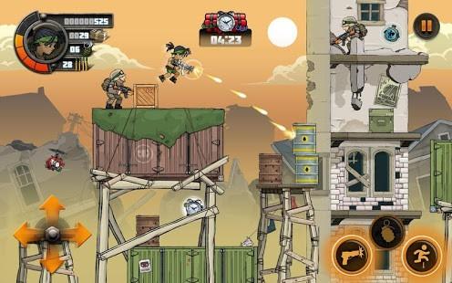 Metal Soldiers 2 Para Hileli MOD APK [v2.80] 6