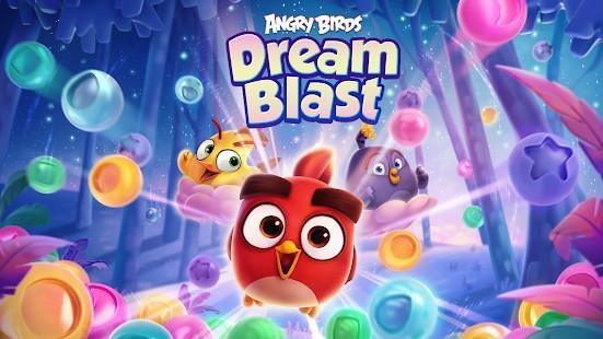 Angry Birds Dream Blast Para Hileli MOD APK [v1.31.3] 2