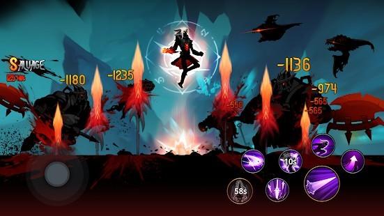 Shadow Knight Ölümcül Aksiyon RPG Mega Hileli MOD APK [v1.6.32] 4