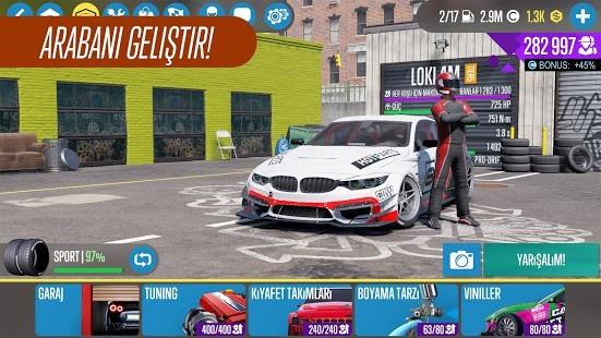 CarX Drift Racing 2 Araba Para Hileli MOD APK (v1.14.1) 1