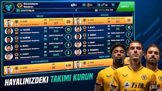 Soccer Manager 2022 Para Hileli MOD APK [v1.0.7] 4