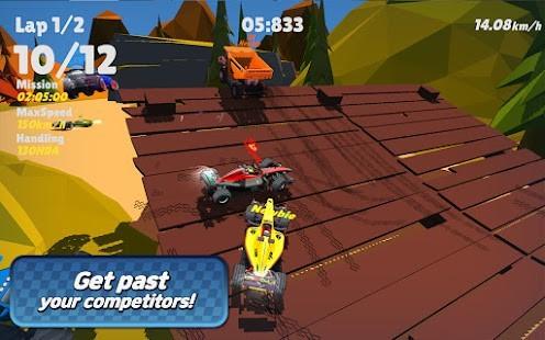 Minicar io Messy Racing Para Hileli MOD APK [v1.3] 6
