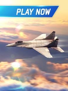 Flight Pilot Simulator 3D Para Hileli MOD APK [v2.4.3] 6
