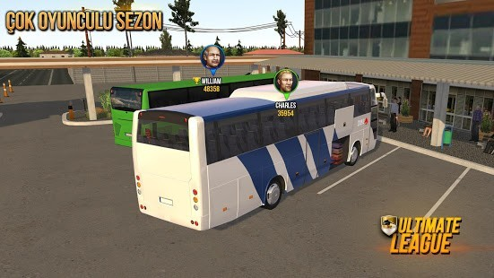 Otobüs Simulator Ultimate Para Hileli MOD APK [v1.4.9] 6