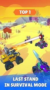 Battle Cars Monster Hunter Para Hileli MOD APK [v2.3] 4