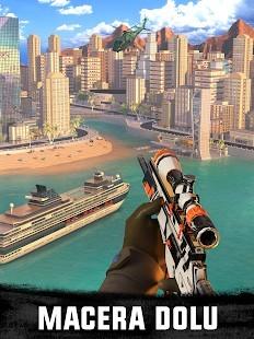 Sniper 3D Assassin Sınırsız Para Hileli MOD APK [v3.38.1] 3