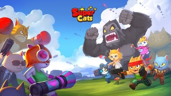 Super Cats Hileli MOD APK [v1.0.91] 1