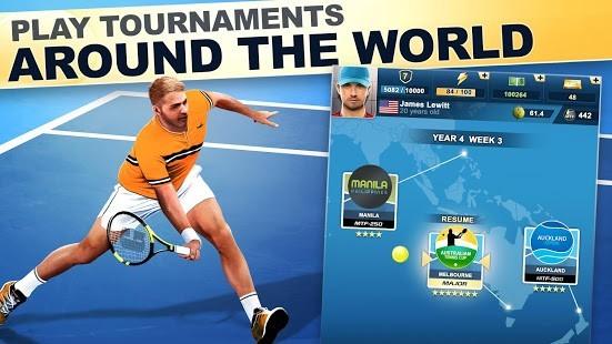 TOP SEED Tennis Para Hileli MOD APK [v2.48.5] 6