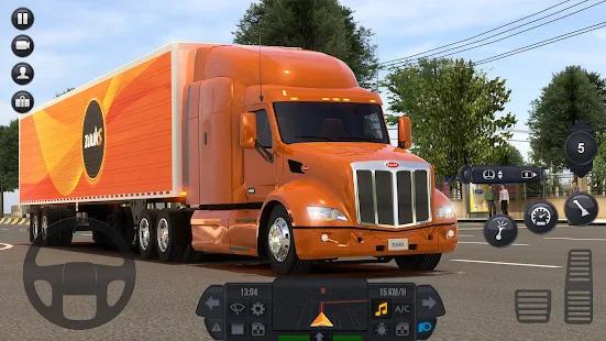 Truck Simulator Ultimate Para Hileli Full MOD APK [v1.0.4] 7