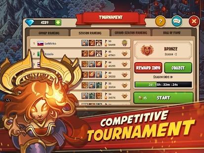 Empire Warriors TD Premium Para Hileli MOD APK [v2.4.13] 5