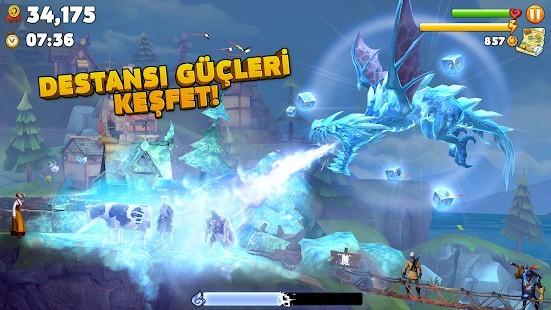 Hungry Dragon Elmas Hileli MOD APK [v3.14] 2