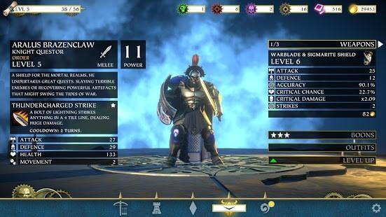 Warhammer Quest Silver Tower Para Hileli MOD APK [v1.2009] 1