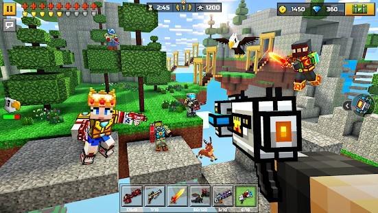 Pixel Gun 3D Mermi Hileli MOD APK [v21.3.1] 5