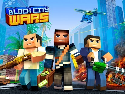 Block City Wars Para Hileli MOD APK [v7.2.2] 2