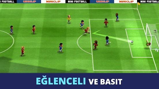Mini Football Reklamsız Hileli MOD APK [v1.5.7] 6