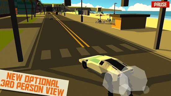 PAKO - Car Chase Simulator Para Hileli MOD APK [v1.0.8] 4