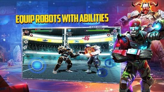 World Robot Boxing 2 Para Hileli MOD APK [v1.8.101] 3