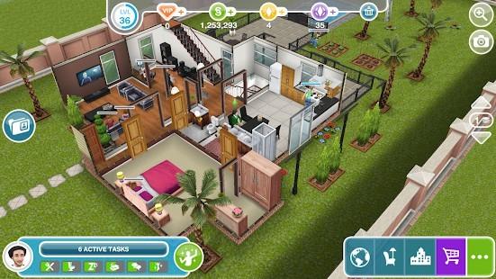 The Sims FreePlay v5.63.0 Para Hileli MOD APK 1