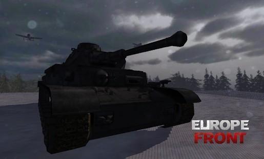 Europe Front Ölümsüzlük Hileli MOD APK [v2.3.1] 1