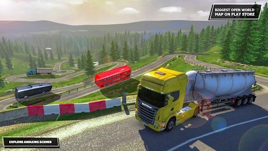 Silk Road Truck Simulator Para Hileli MOD APK [v2.3.6] 3