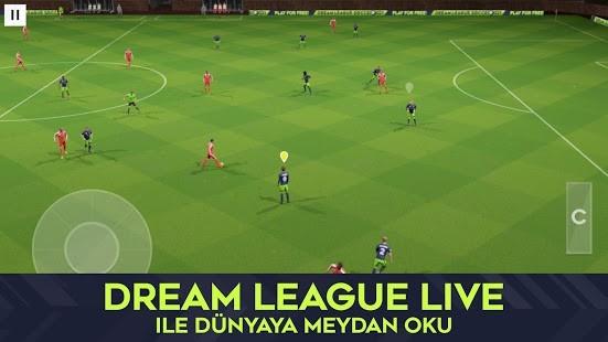 Dream League Soccer 2021 (DLS 2021) Mega Hile MOD APK [v8.06] 1