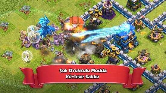 Nulls Clash of Clans Full Hileli MOD APK [v14.93.11] 4