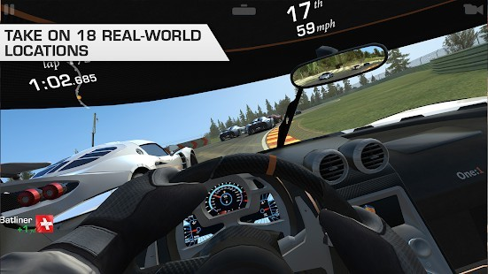 Real Racing  3 Mega Hileli MOD APK [v9.1.1] 4