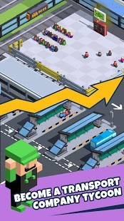 Traffic Empire Tycoon Para Hileli MOD APK [v3.0.4] 5