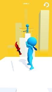 Sword Play Biçer Doğrar Ninja 3D Para Hileli MOD APK [v5.1] 3