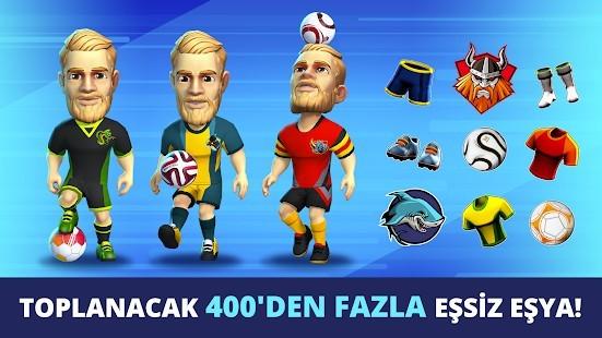 Mini Football Reklamsız Hileli MOD APK [v1.5.7] 2
