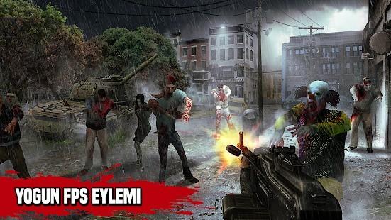 Zombie Hunter Sniper Para Hileli MOD APK [v3.0.33] 5