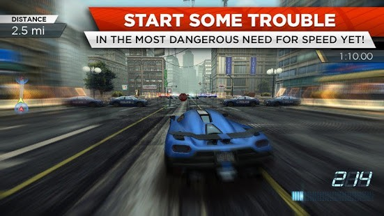 Need for Speed Most Wanted (NFS) Para Hileli MOD APK [v1.3.128] 4