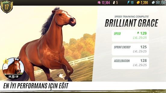 Rival Stars Horse Racing TEK MOD APK [v1.19] 3