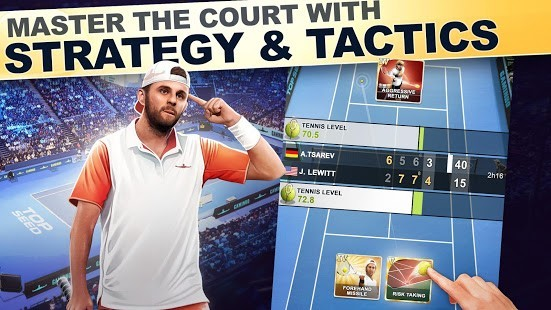 TOP SEED Tennis Para Hileli MOD APK [v2.48.5] 4