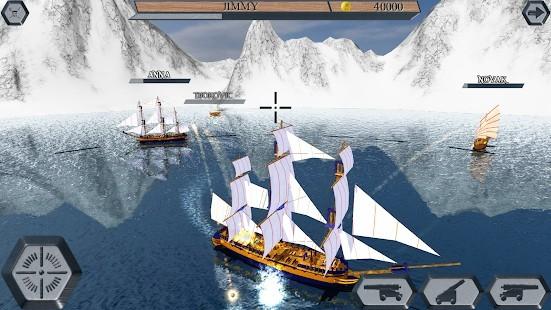 Korsan Gemileri Dünyası Para Hileli MOD APK [v4.4] 1