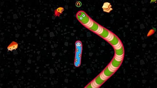 Worms Zone io Para Hileli MOD APK [v2.2.3-a] 2