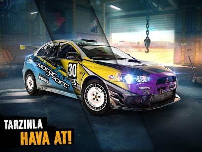 Asphalt Xtreme Rally Racing Yıldız Hileli MOD APK [v1.9.4a] 2
