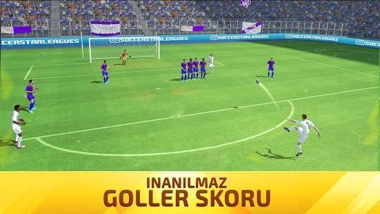 Soccer Star 2021 Top Leagues Para Hileli MOD APK [v2.5.0] 5