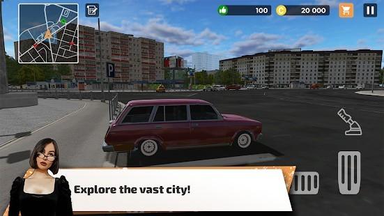 Big City Wheels Para Hileli MOD APK [v1.28] 6