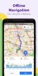 OsmAnd+ Navigasyon Kilidi Açık MOD APK [v3.9.1] 5